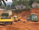 Nghệ An: Ngang nhiên khai thác đất địa giới hành chính đem bán?