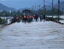 Khánh Hòa: Chủ động cho học sinh nghỉ học nếu địa hình chia cắt do mưa lũ
