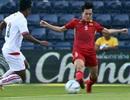 U23 Việt Nam 4-0 U23 Myanmar: Quang Hải, Công Phượng tỏa sáng
