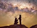 Khoảnh khắc cầu hôn kỳ diệu nhất dưới dải Ngân Hà