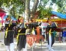 Quảng Nam: Tưng bừng khai hội dinh Bà Chiêm Sơn