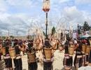 17 dân tộc anh em cùng về Quảng Nam trong lễ phục dựng cây nêu
