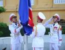Lễ thượng cờ ASEAN kỷ niệm 50 năm ngày thành lập