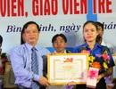 Bình Định: Vinh danh 35 giáo viên, giảng viên trẻ tiêu biểu