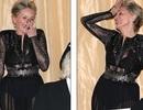 Sharon Stone trẻ đẹp ngỡ ngàng ở tuổi 59