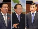Thủ tướng, 3 Bộ trưởng và Chánh án tối cao trả lời chất vấn