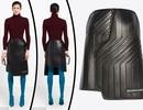 Váy da trông như thảm cao su có giá… 57 triệu đồng