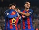 Thắng đậm Sociedad, Barcelona tiến vào bán kết Cúp Nhà vua