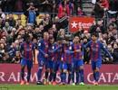 Thắng đậm Bilbao, Barcelona tạo áp lực lên Real Madrid