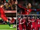 C.Ronaldo tỏa sáng rực rỡ, Bồ Đào Nha vùi dập Hungary