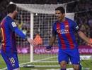 Barcelona 3-0 Sevilla: Cú đúp của Messi