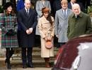 Meghan Markle xinh đẹp tới nhà thờ cùng hoàng tử Harry