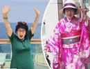 """""""Người bà quốc dân"""" gây sốt tại Hàn Quốc ở tuổi 70"""