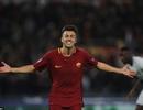 """AS Roma """"nghiền nát"""" Chelsea trên sân nhà Olimpico"""