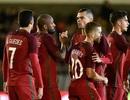 Không có C.Ronaldo, Bồ Đào Nha vẫn thắng đậm Saudi Arabia