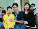 Hoa hậu quý bà thăm và tặng quà cho các hoàn cảnh khó khăn tại Nghệ An