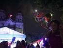 Đêm Trung thu rộng ràng bên nhà thờ trăm tuổi ngoại thành Hà Nội