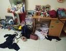 Choáng những căn phòng trọ bẩn như bãi rác của nữ sinh