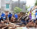 Hàng nghìn bạn trẻ xung kích về vùng lũ giúp dân khắc phục bão lũ