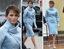 Tân Đệ nhất Phu nhân Mỹ Melania Trump kích thích tăng trưởng thời trang