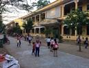 Hàng trăm học sinh trong vùng sạt lở nghiêm trọng đi học trở lại