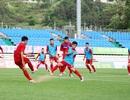 U20 Việt Nam luyện dứt điểm, quyết ghi bàn vào lưới U20 Vanuatu