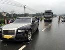Siêu xe Roll Royce gây tai nạn liên hoàn khiến một người chết
