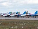Su-30SM không thể hạ cánh khi gặp mây mù?