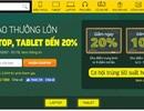 Sắm Laptop Ưu Đãi Chất - trợ giá đổi điểm thi ưu đãi giảm đến 20%