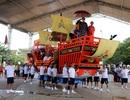 Hội An tiếp nhận mô hình Châu Ấn thuyền từ Nhật Bản