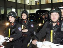Chuyện chưa biết về Tiểu đội nữ Cảnh sát đặc nhiệm đầu tiên của Thủ đô