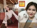 """Hot girl Trung Quốc bị fans quay lưng vì """"trót"""" lộ mặt thật"""