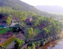 Ngỡ ngàng trước vẻ đẹp nguyên sơ của khu sinh thái dưới chân núi Hồng Lĩnh