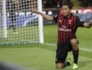 Bacca lập cú đúp, AC Milan tiếp tục bay cao