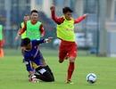 Đội tuyển Việt Nam mài sắc hàng công chờ quyết đấu Campuchia
