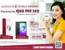 Trúng iPhone 7 Plus với Agribank E-Mobile Banking