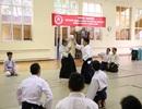 Võ sư 6 đẳng Aikido danh tiếng thế giới tập huấn tại Việt Nam