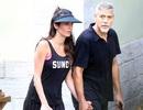 """Vợ George Clooney giảm cân """"thần tốc"""" sau khi sinh"""