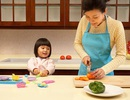 Học các bà nội trợ Nhật cách rửa bát đĩa nhanh sạch, tiết kiệm nước và tốt cho sức khoẻ
