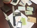 Chặn đầu xe, dùng dao uy hiếp tài xế lái xe trên đèo Bảo Lộc