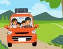 Làm gì để yên tâm lái xe đường dài trong dịp Tết?