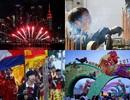 Thế giới tưng bừng đón năm mới Đinh Dậu