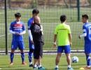 HLV Park Hang Seo nhận tin không vui từ Tuấn Anh, Đông Triều