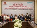 Vingroup và Siemens ký Biên bản Hợp tác về công nghệ