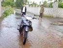 Xác định nguyên nhân vụ nước hồ thủy lợi gây ngập khu dân cư