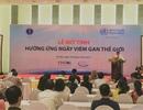 Người Việt mắc viêm gan vi rút gấp 40 lần tỉ lệ nhiễm HIV