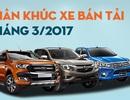 Toyota Hilux giành lại vị trí từ Mitsubishi Triton