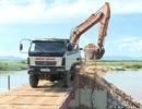 Doanh nghiệp đắp đường ngăn sông tiếp tục nổi lên sai phạm mới!