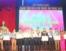 Chữ Thái hệ Lai Tay nhận giải đặc biệt giải Sáng tạo KH&CN