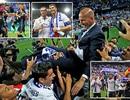 Khoảnh khắc ấn tượng trong ngày Real Madrid vô địch La Liga